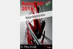 AutoCAD 2015 - Rajzmódosítás (magyar)