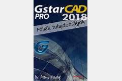 GstarCAD 2018 Pro - Fóliák, tulajdonságok (angol változat)