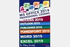 Microsoft Office 2019 Professional sorozat (magyar verzió)