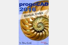 ProgeCAD 2016 - Blokkok, Xrefek