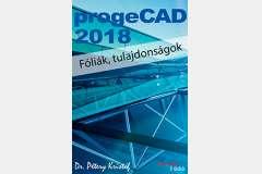 ProgeCAD 2018 - Fóliák, tulajdonságok