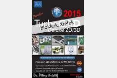 TurboCAD Deluxe 2D/3D 2015 - Blokkok, Xrefek