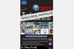 TurboCAD Deluxe 2D/3D 2015 - Testre szabás, beállítások