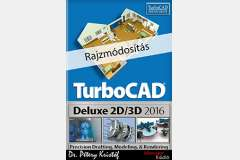 TurboCAD Deluxe 2D/3D 2016 - Rajzmódosítás