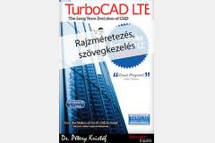 TurboCAD LTE 9 - Rajzméretezés és szövegkezelés