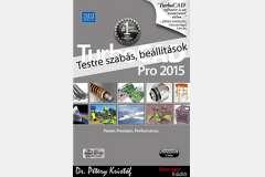 TurboCAD Professional 2015 - Testre szabás, beállítások