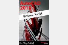 AutoCAD 2015 - Blokkok, Xrefek (angol)
