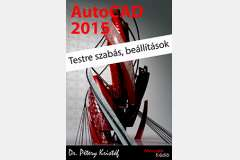 AutoCAD 2015 - Testre szabás, beállítások (angol)