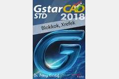 GstarCAD 2018 Std - Blokkok, Xrefek (magyar változat)