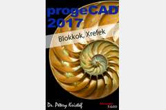 ProgeCAD 2017 - Blokkok, Xrefek
