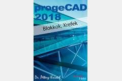 ProgeCAD 2018 - Blokkok, Xrefek