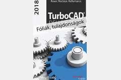 TurboCAD Deluxe 2D/3D 2018 - Fóliák, tulajdonságok