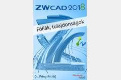ZWCAD 2018 - Fóliák, tulajdonságok (angol változat)