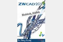 ZWCAD 2019 - Blokkok, Xrefek (angol változat)